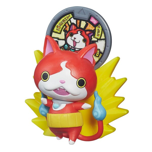 Yo-Kai Watch assortiment trading figures Medal Moments 2016 Wave 1 (8)