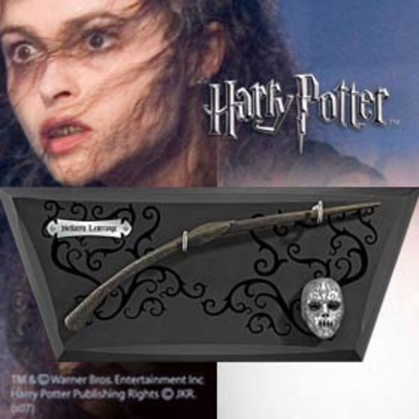 Harry Potter réplique baguette de Bellatrix Lestrange