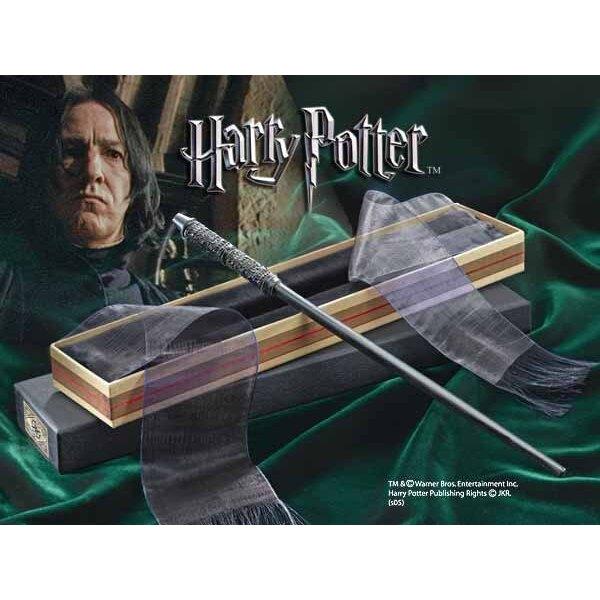 Harry Potter réplique baguette de Severus Rogue