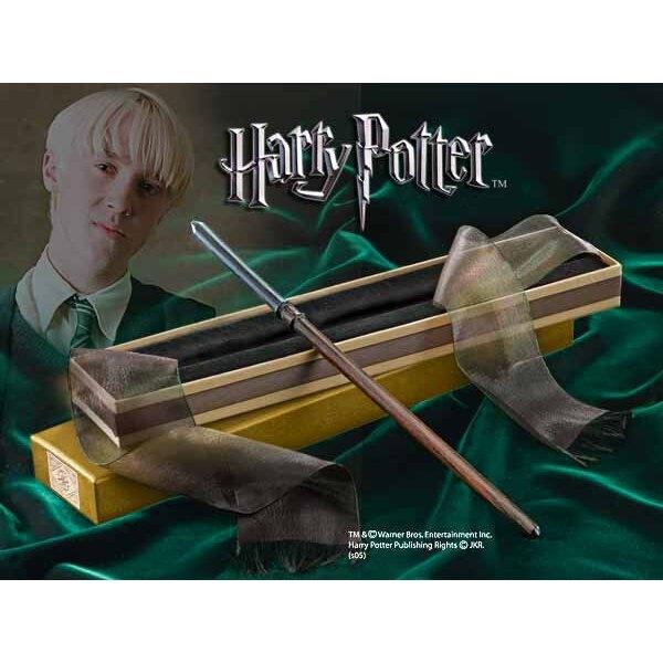 Harry Potter réplique baguette de Drago Malefoy