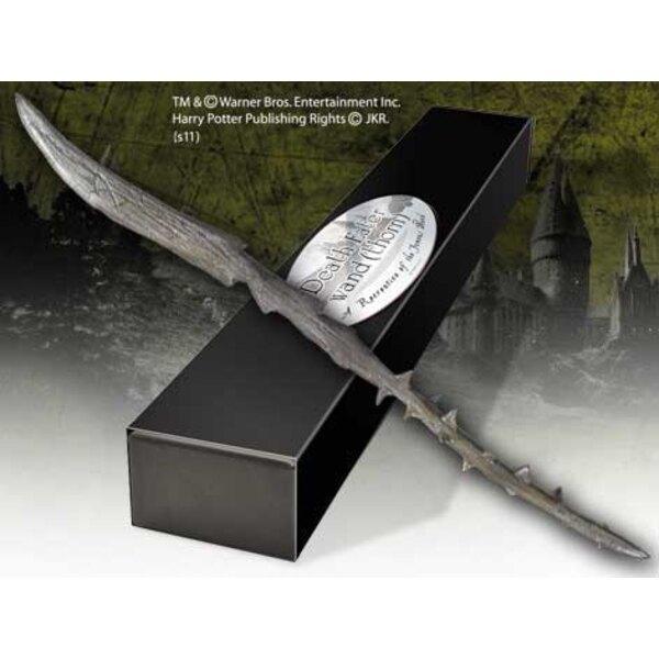Harry Potter réplique baguette de Mangemort Version 6 (édition personnage)