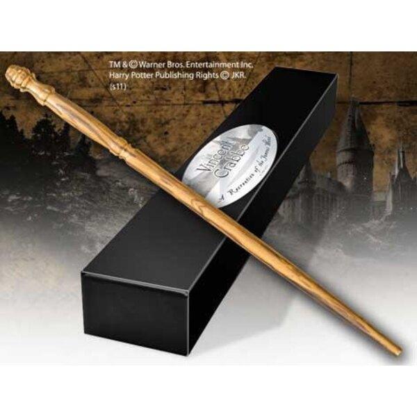 Harry Potter réplique baguette de Vincent Crabbe (édition personnage)