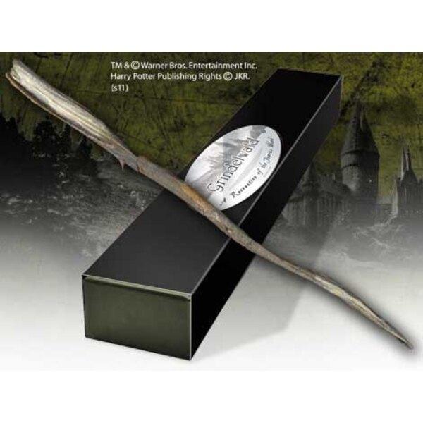 Harry Potter réplique baguette de Grindelwald (édition personnage)