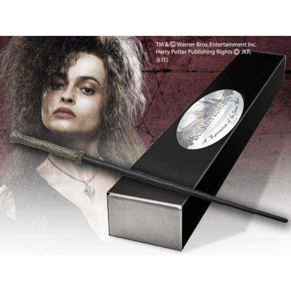 Harry Potter réplique baguette de Bellatrix Lestrange (édition personnage)