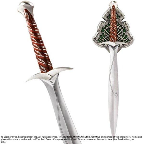 Le Hobbit réplique 1/1 épée de Bilbon Sacquet Dard 56 cm