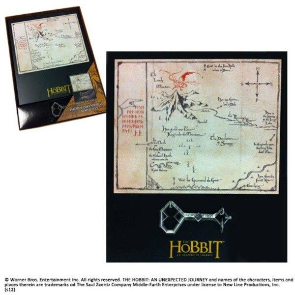 Le Hobbit réplique 1/1 clé d´Erebor