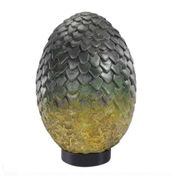 Le Trône de fer réplique Oeuf de dragon Rhaegal 20 cm