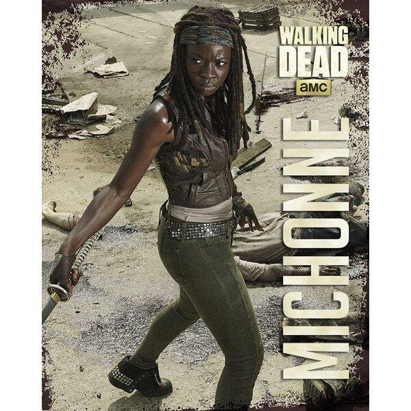 The Walking Dead réplique 1/1 Katana de Michonne Deluxe Collectors Edition 105 cm