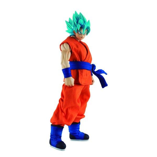 Dragonball Super statuette 1/8 D.O.D. SSGSS Son Goku 22 cm
