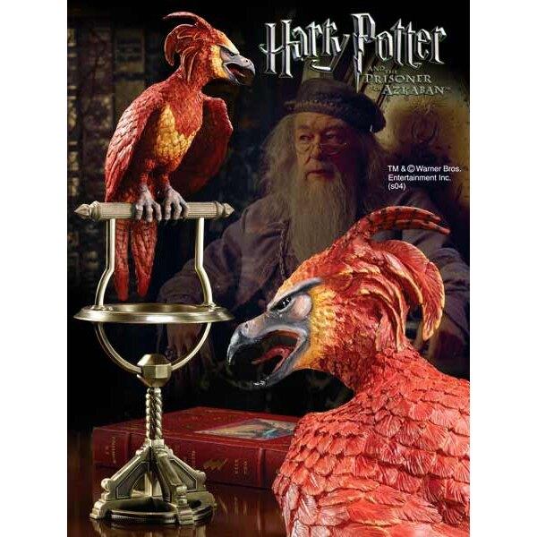 Harry Potter statuette Fumseck le Phénix 35 cm