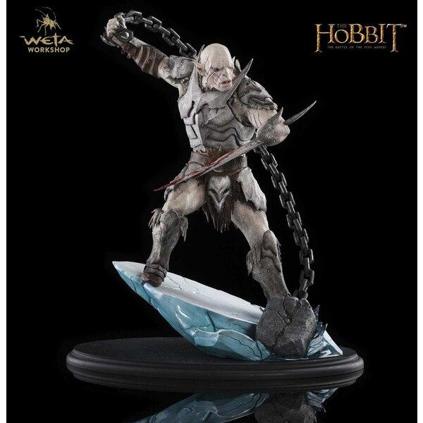 Le Hobbit La Bataille des Cinq Armées statuette 1/6 Azog 44 cm