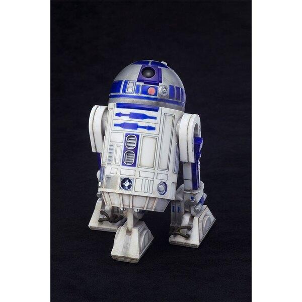 Star Wars Episode VII pack 3 statuettes PVC ARTFX 1/10 C-3PO & R2-D2 & BB-8