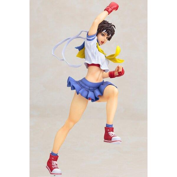 Street Fighter Bishoujo statuette PVC 1/7 Sakura 24 cm
