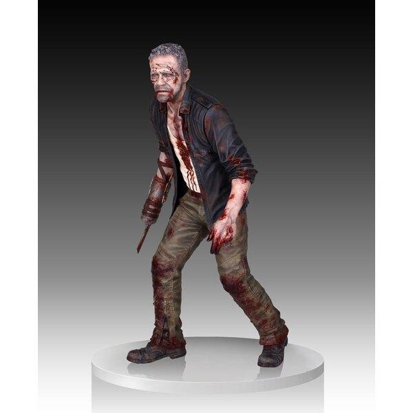 The Walking Dead statuette 1/4 Merle Dixon Walker 41 cm