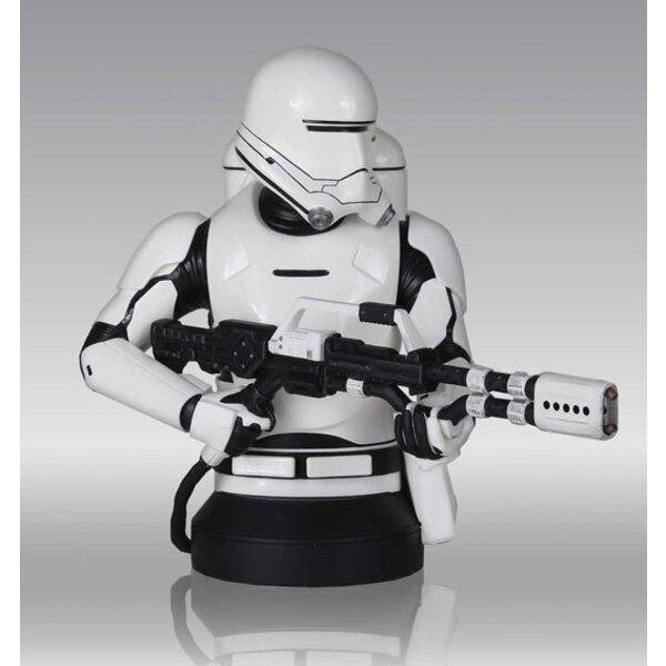 Star Wars Episode VII buste 1/6 First Order Flametrooper 16 cm