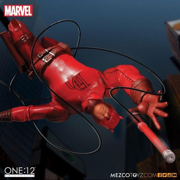 Marvel Universe figurine 1/12 Daredevil 16 cm