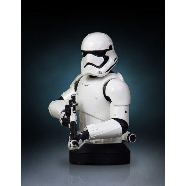 Star Wars Episode VII buste 1/6 First Order Stormtrooper Deluxe MB 16 cm