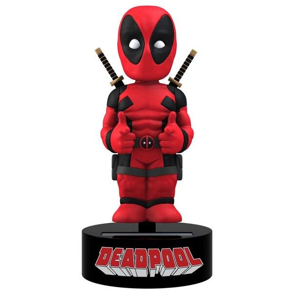 Marvel Comics Body Knocker Bobble Figure Deadpool 15 cm