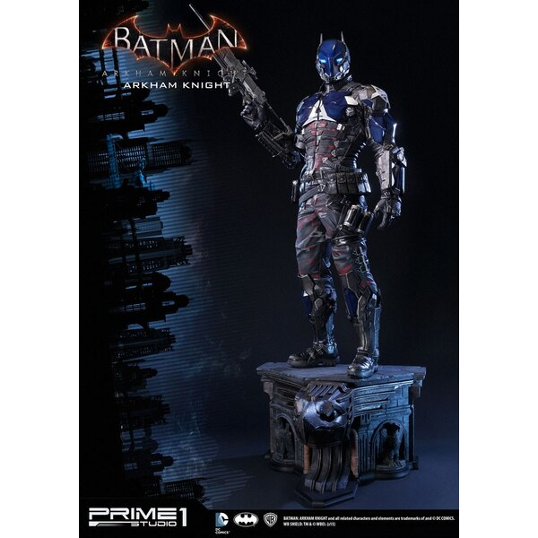 Batman Arkham Knight statuette 1/3 Arkham Knight 85 cm