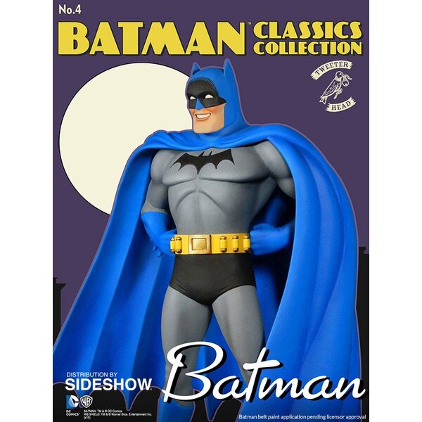 Batman Classic Collection statuette Batman 36 cm