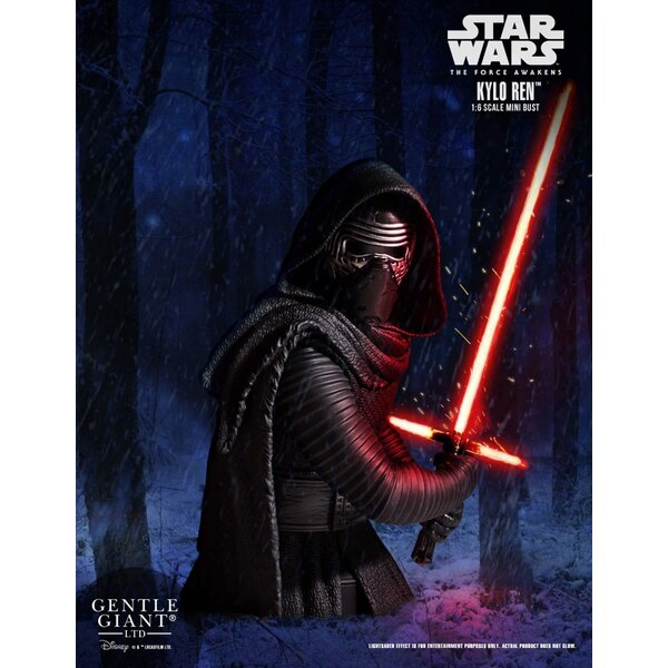 Star Wars Episode VII buste 1/6 Kylo Ren 22 cm