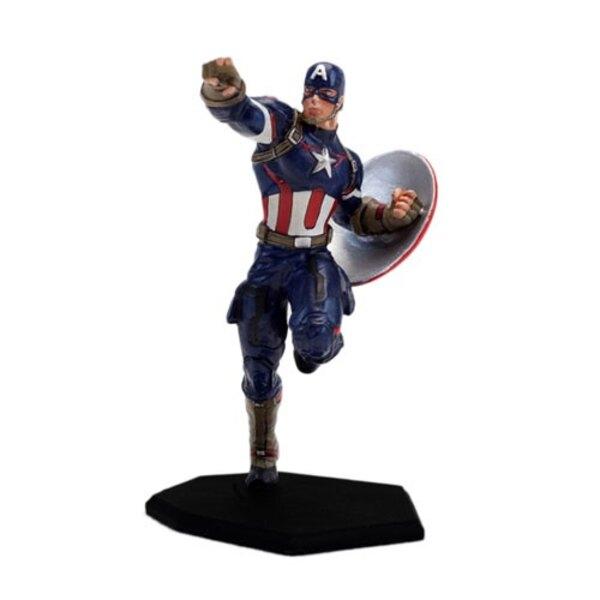 Avengers L'Ère d'Ultron figurine métal Captain America 6 cm