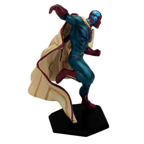 Avengers L'Ère d'Ultron figurine métal Vision 6 cm