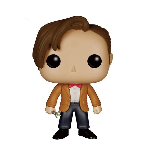 Doctor Who Figurine POP! Television Vinyl 11th Doctor 9 cm