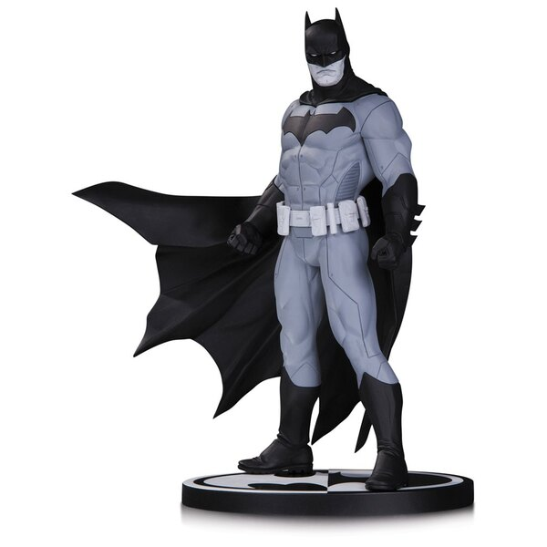 Batman Black & White statuette Batman by Jason Fabok 18 cm