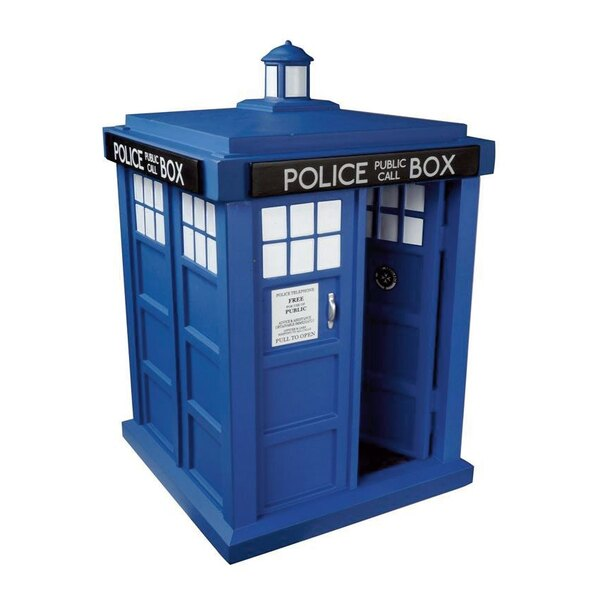 Doctor Who Figurine POP! Television Vinyl Tardis 15 cm
