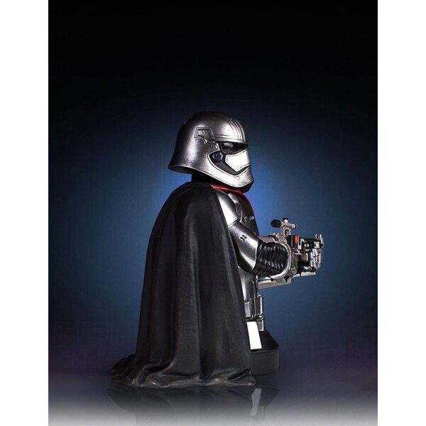 Star Wars Episode VII buste 1/6 Captain Phasma SDCC 2016 18 cm