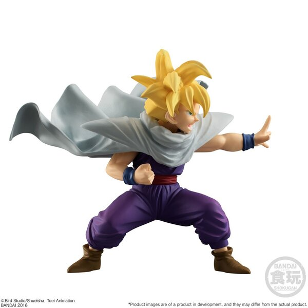 Dragonball figurine Styling Collection Son Gohan 9 cm