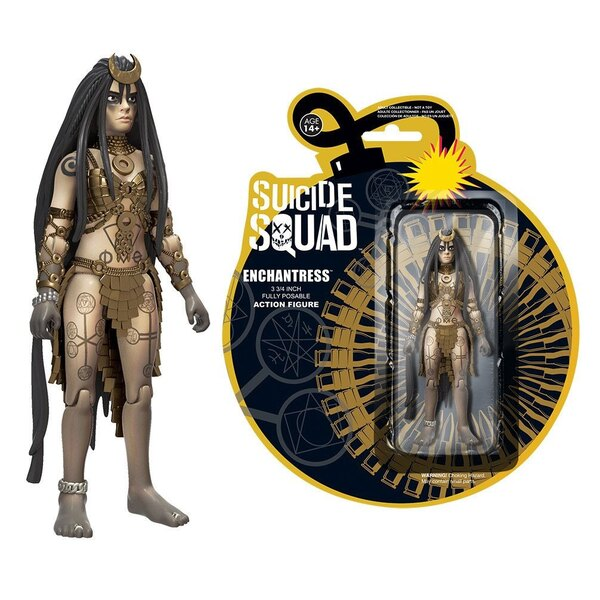 Suicide Squad figurine Enchantress 12 cm
