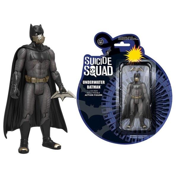 Suicide Squad figurine Underwater Batman 12 cm