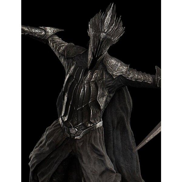 Le Hobbit La Bataille des Cinq Armées statuette 1/6 The Witch King at Dol Guldur 43 cm