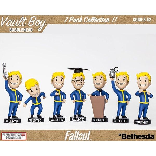 Fallout 4 série 2 set Bobble Heads Vault-Tec Vault Boys 13 cm (28)