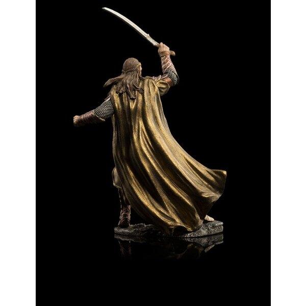 Le Hobbit La Bataille des Cinq Armées mini statuette Dol Guldur 1/30 Lord Elrond of Rivendell 7 cm