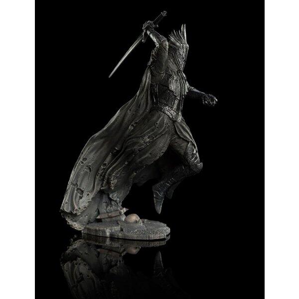 Le Hobbit La Bataille des Cinq Armées mini statuette Dol Guldur 1/30 Witch-King of Angmar 9 cm