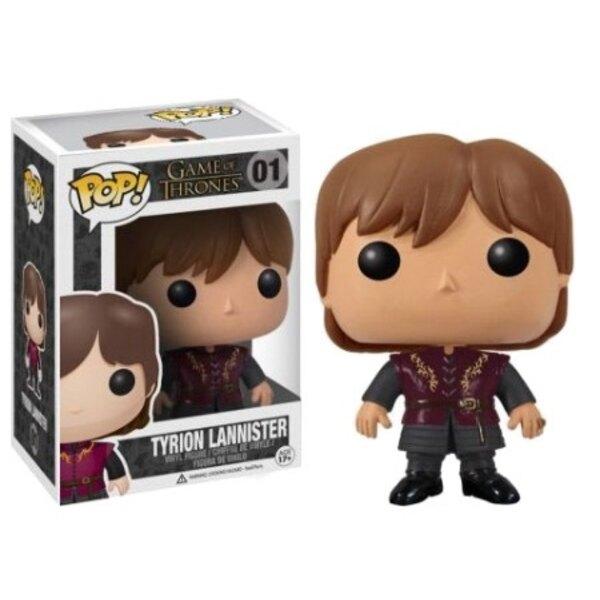 Le Trône de fer POP! Vinyl Figurine Tyrion Lannister 10 cm