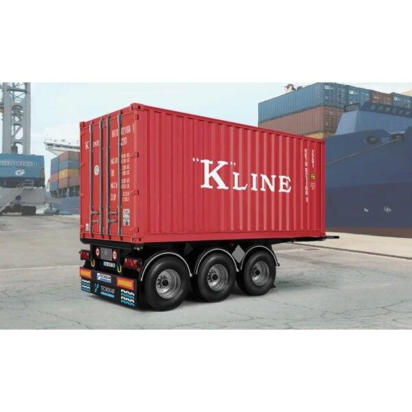Semi Container 20' Tecnokar