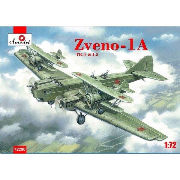 Zveno-1A.TB-1 et I-5
