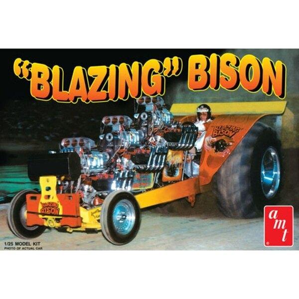 Blazing Bison Puller Tracteur
