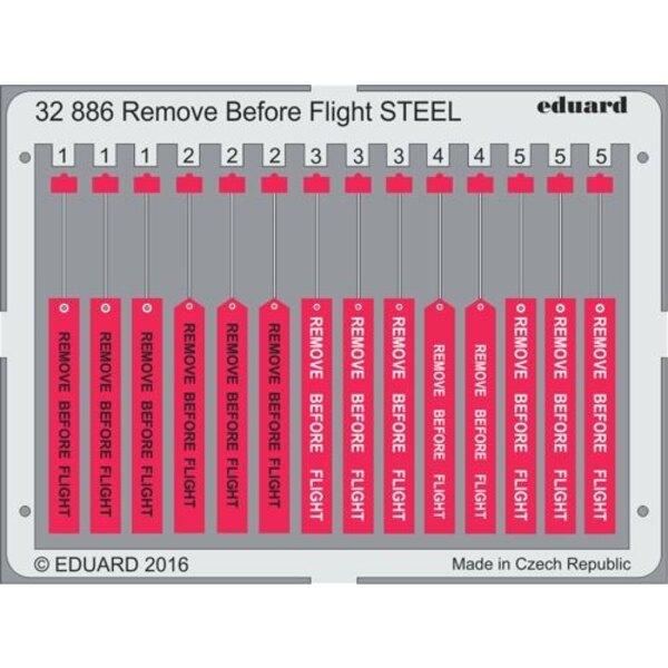 Retirer Avant STEEL Flight