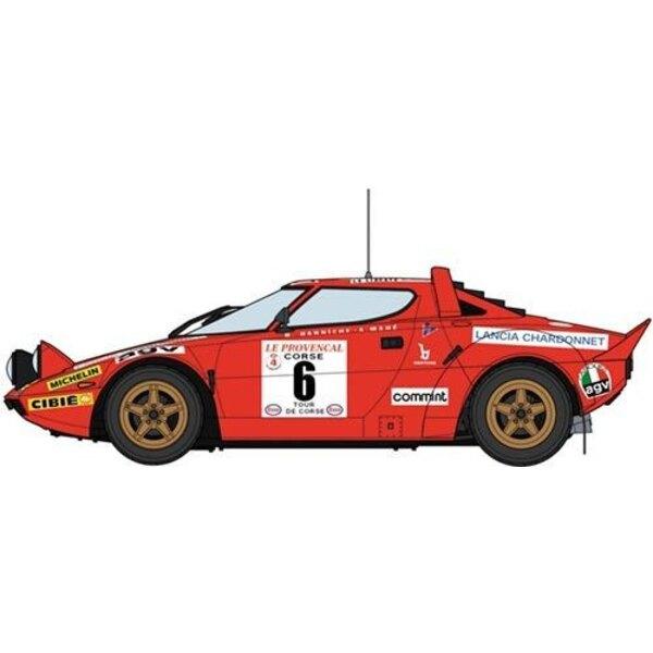 Lancia Stratos HF Chardnnet 1975