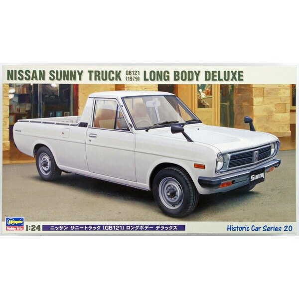 Nissan Sunny Truck (GB121) Long Body Deluxe