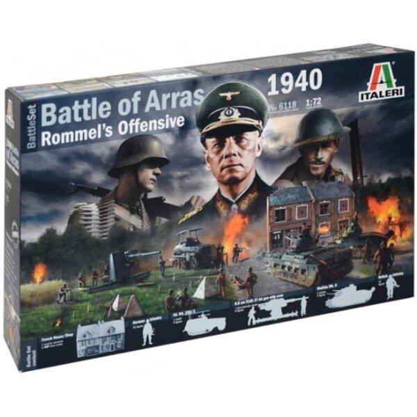 Rommel Offensive De La 2ème Gm 1940.