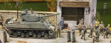 Maquetas militares
