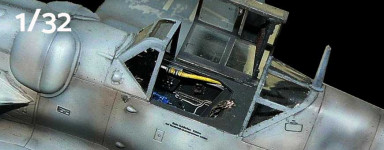 Maquettes d′avions 1/32ème