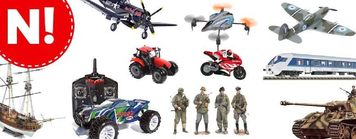 New products at 1001modelkits