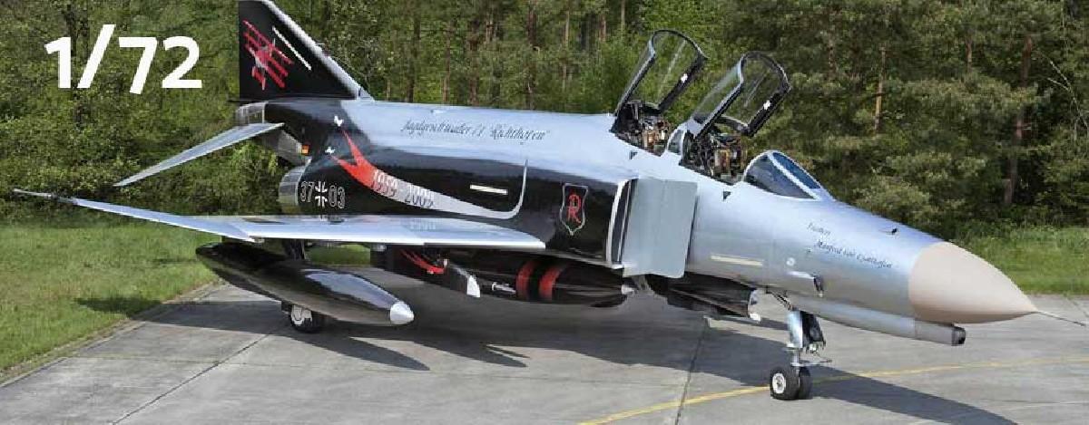 Maquettes d′avions 1/72ème